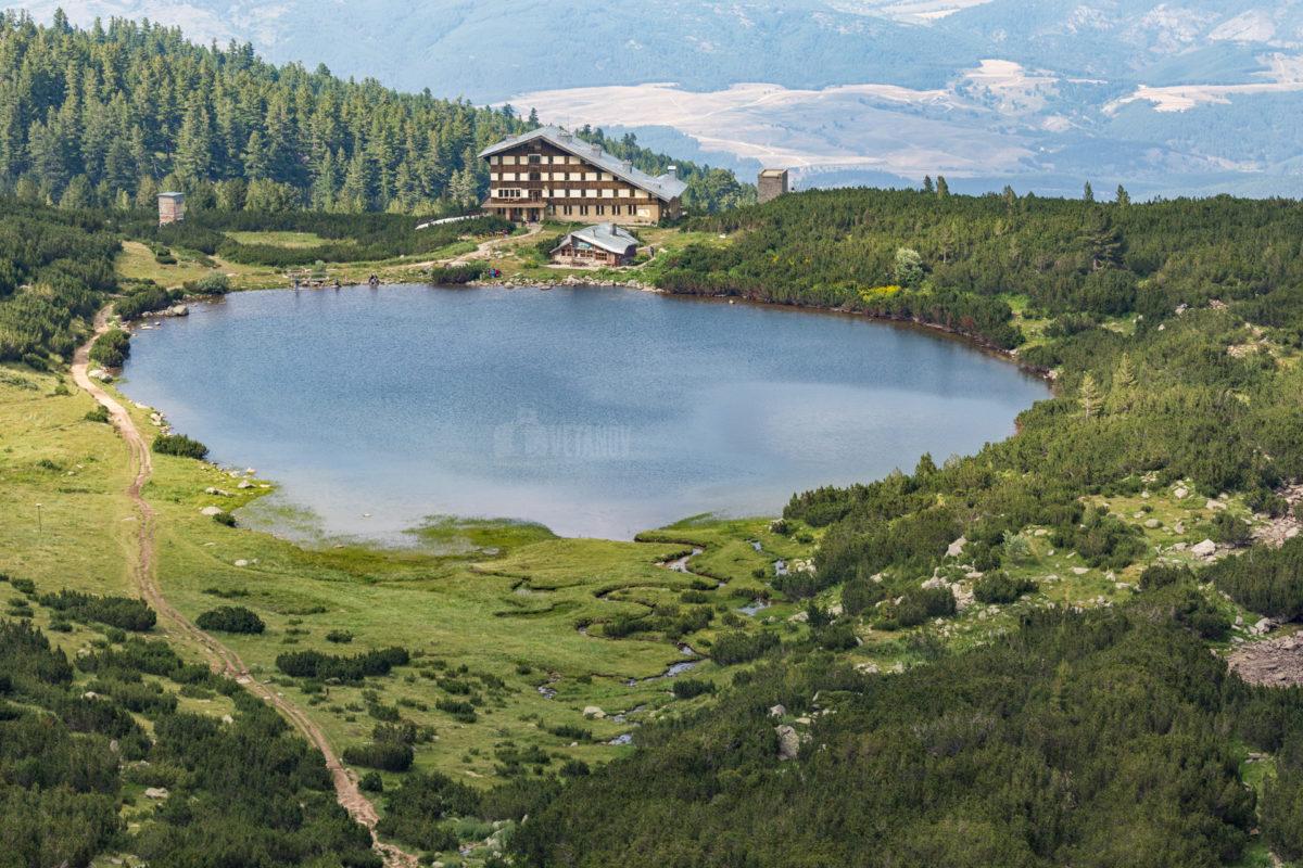 Безбожко езеро-Пирин