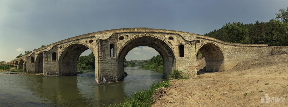 Мостът на Колю Фичето на река Янтра – Бяла