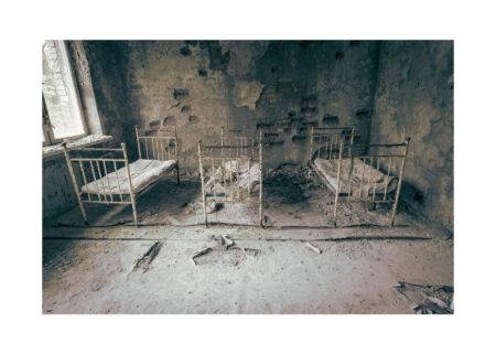 Припят - Детско отделение в Болницата в Припят