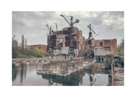 АЕЦ Чернобил - Незавършените 5ти и 6ти реактор