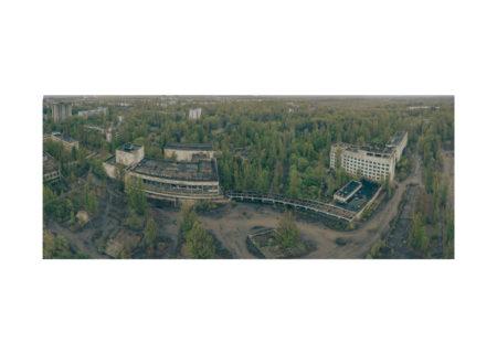 Припят - Централният площад на града