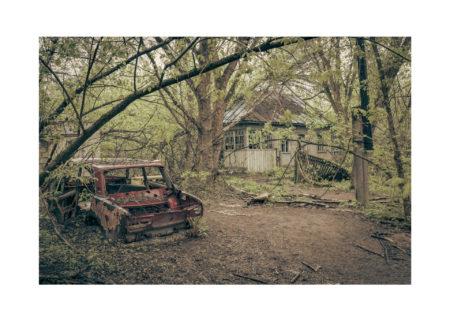 Чернобил - Селата в Зоната